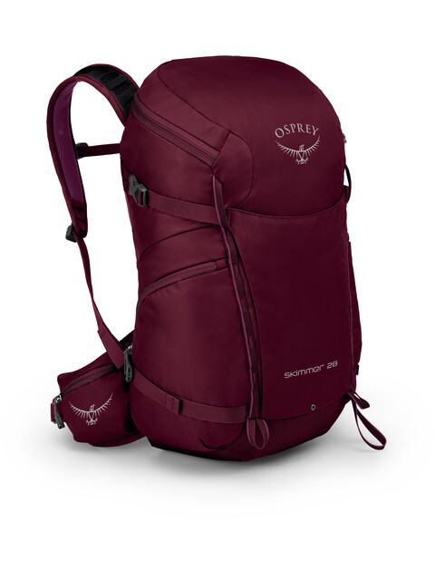 Osprey W's Skimmer 20 Backpack Plum Red